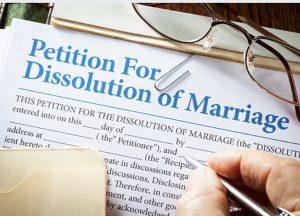 File for a divorce
